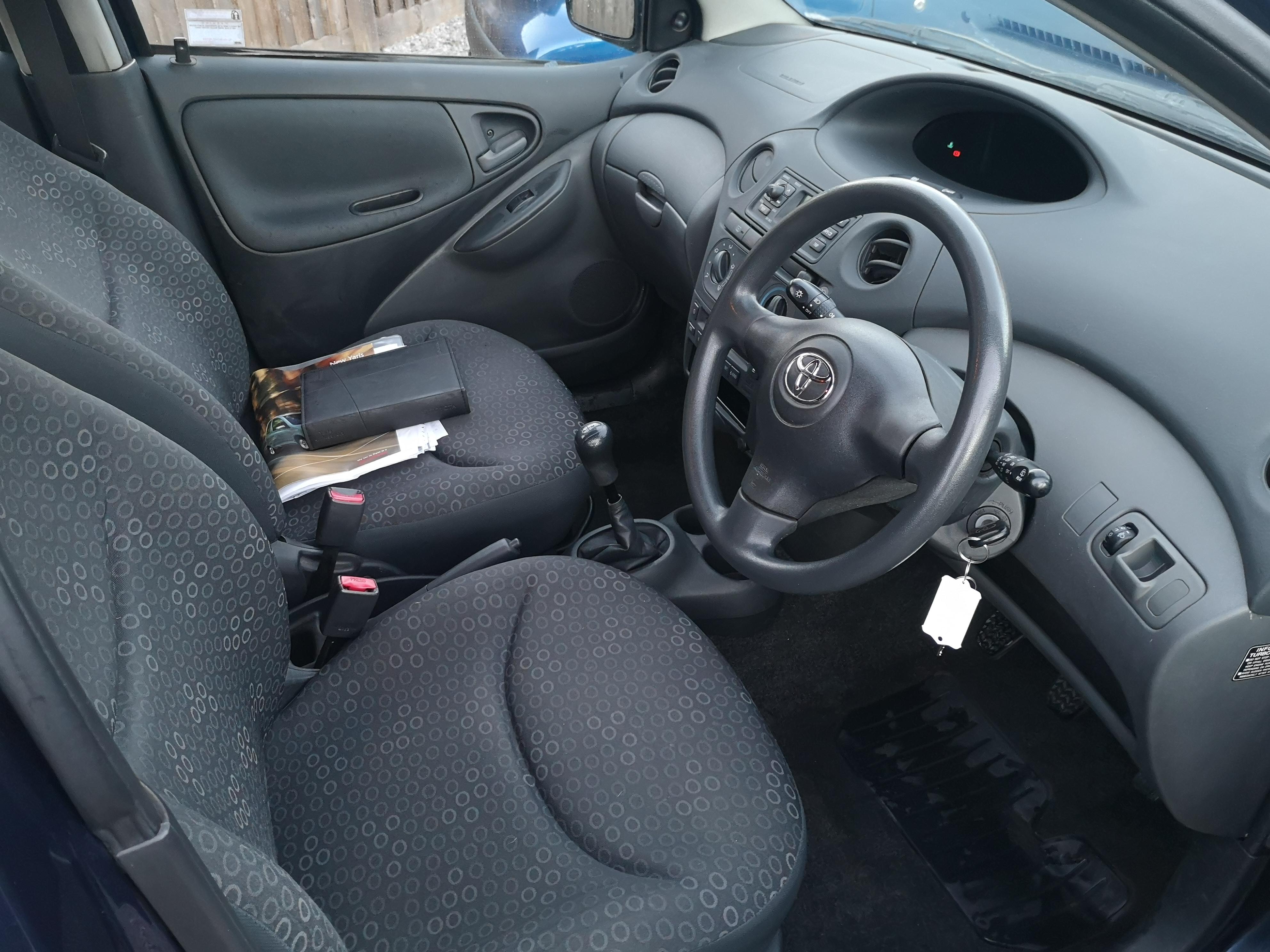 Toyota Yaris T3 D-4D