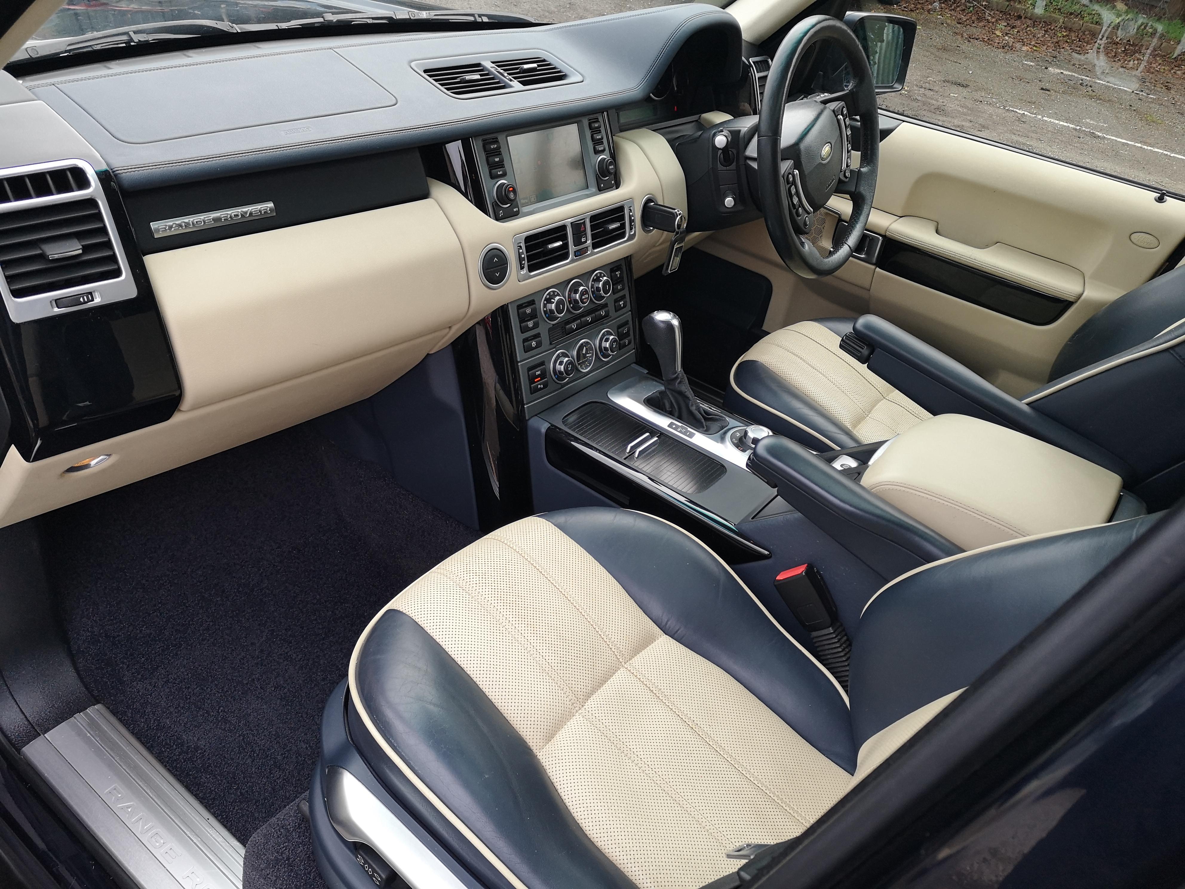Range Rover 3.6 TD V8 Vogue SE 5d