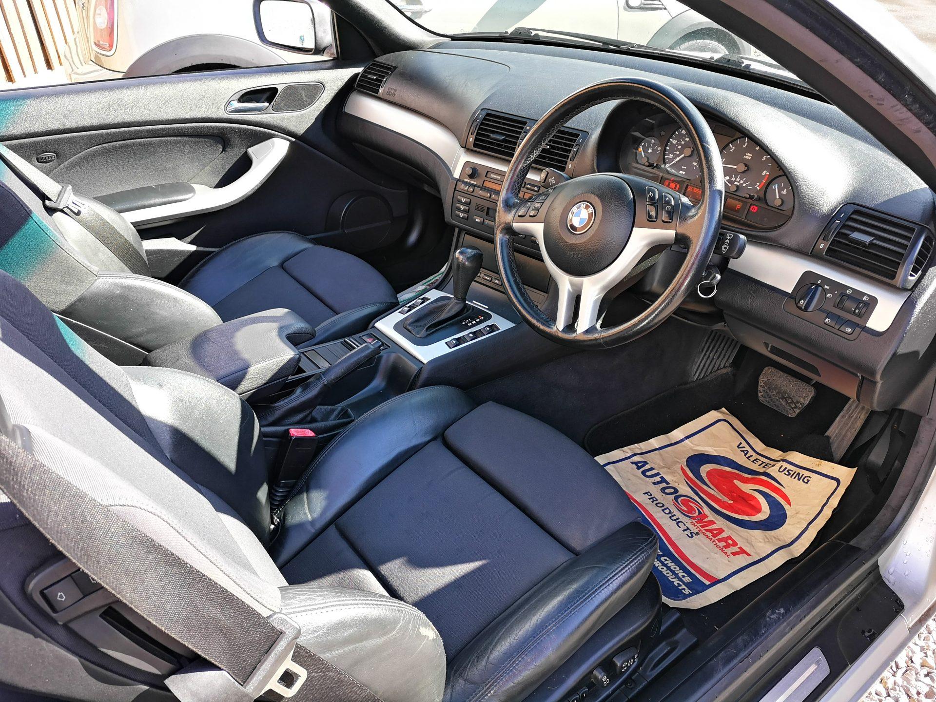 BMW 3 Series 318Ci (2.0) Convertible