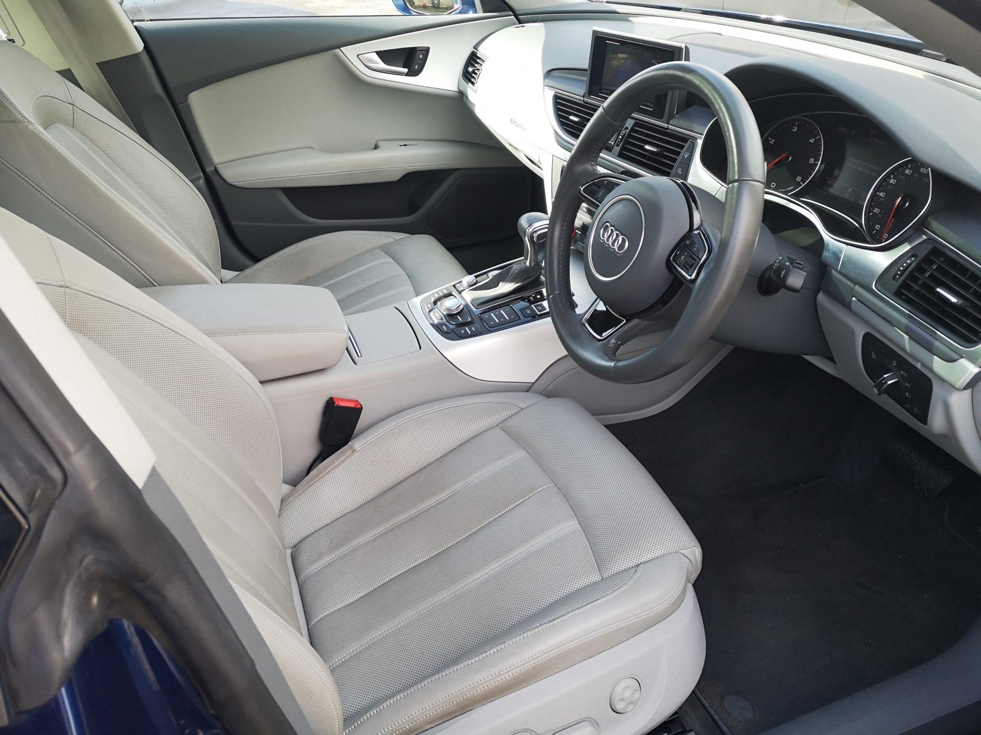 Audi A7 3.0 BiTDi quattro