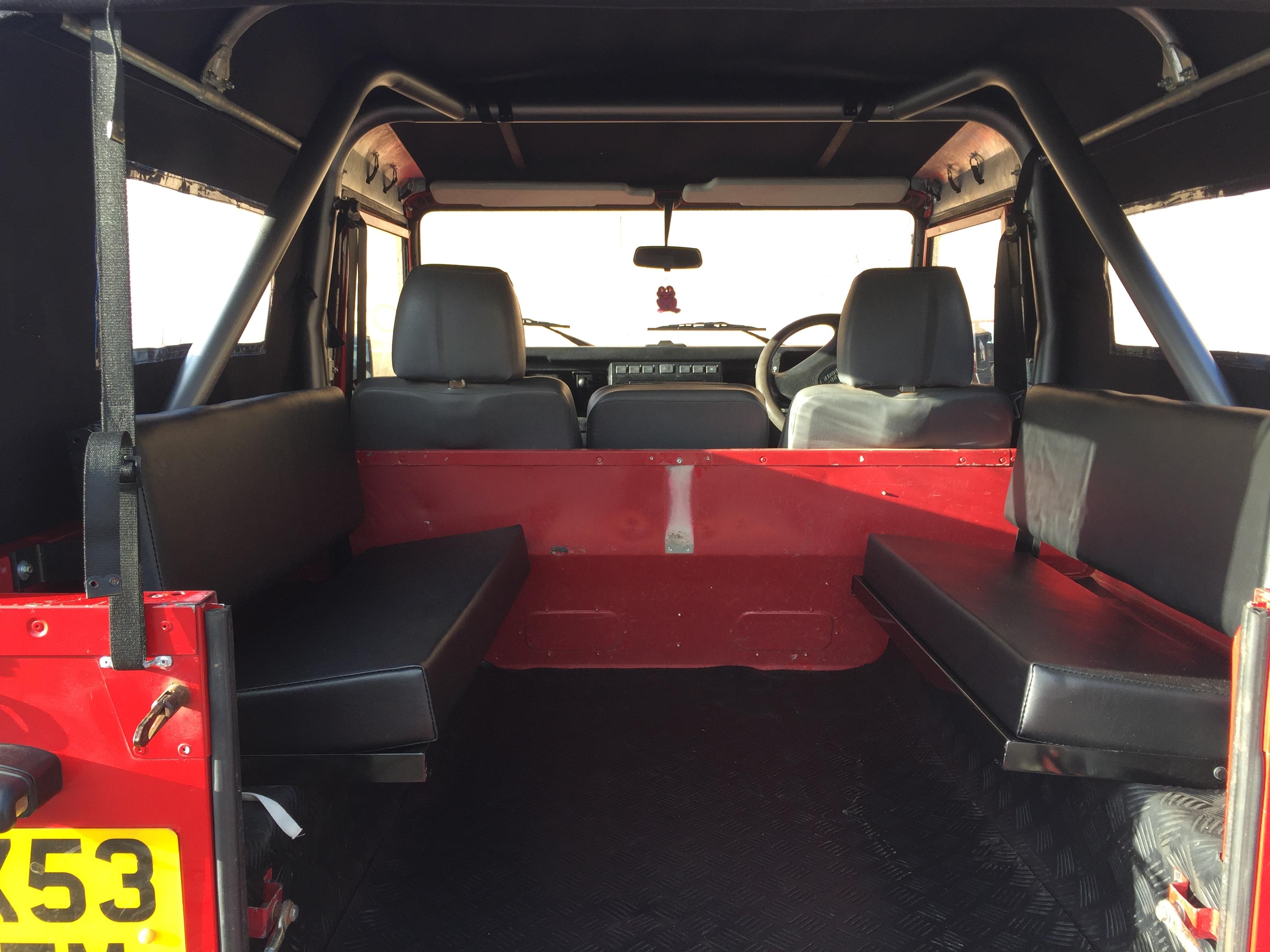 Land Rover DEFENDER 90 2.5 TD5